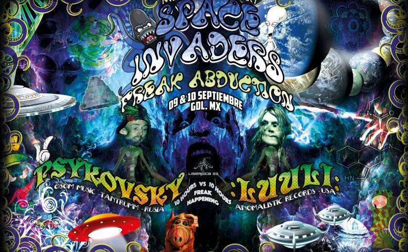 Space Invaders ₂ƙ†₇: ғreαĸαвdυcтιoɴ