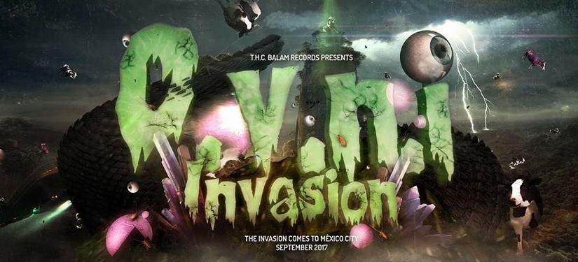OVNI Invasion México