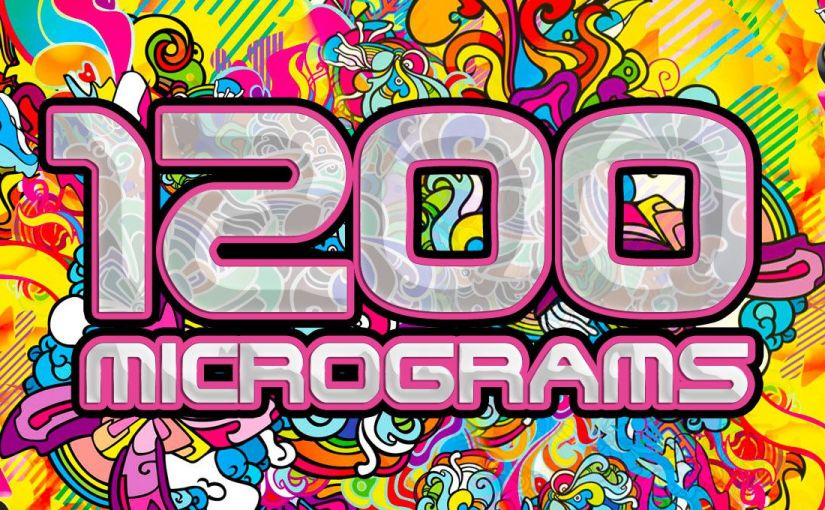 XV's de 1200Micrograms