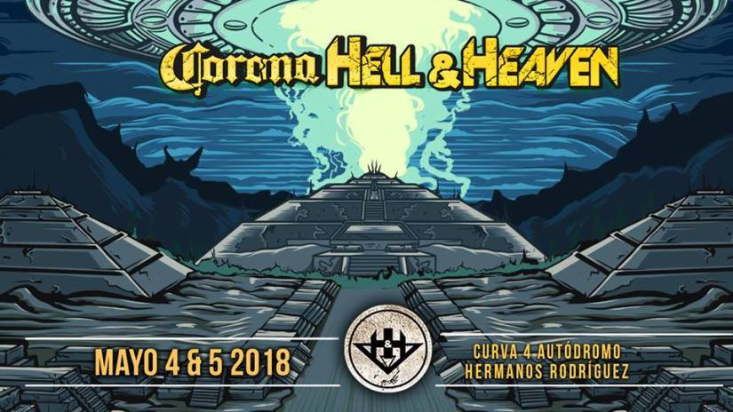 Hell & Heaven 2018: 4 y 5 demayo