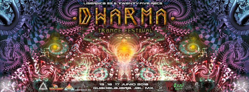 Dharma Trance Festival₂ƙ†₈