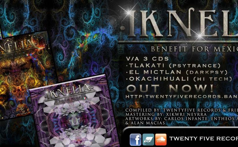 Twenty-five Records presentaIknelia