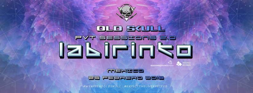 Old Skull PVT Sessions 2.0