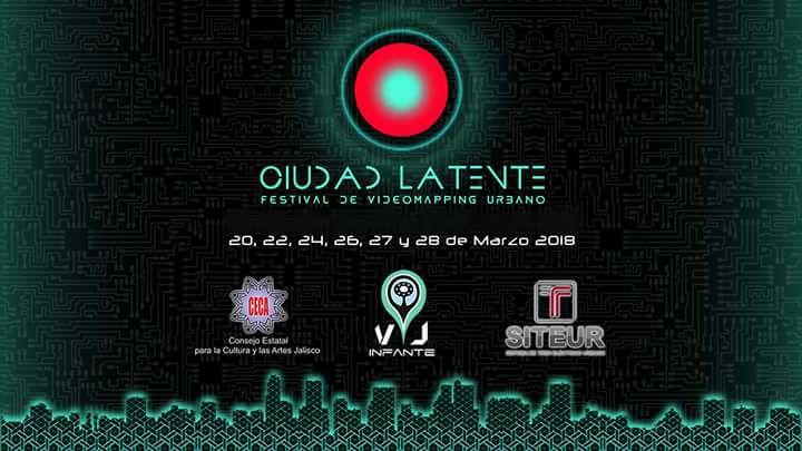 VJ Infante presenta Ciudad Latente>