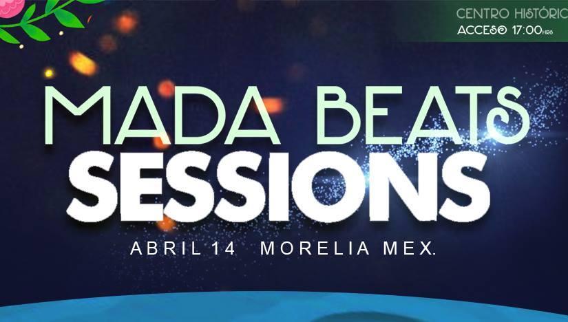 MadaBeats Session • 14 de Abril•