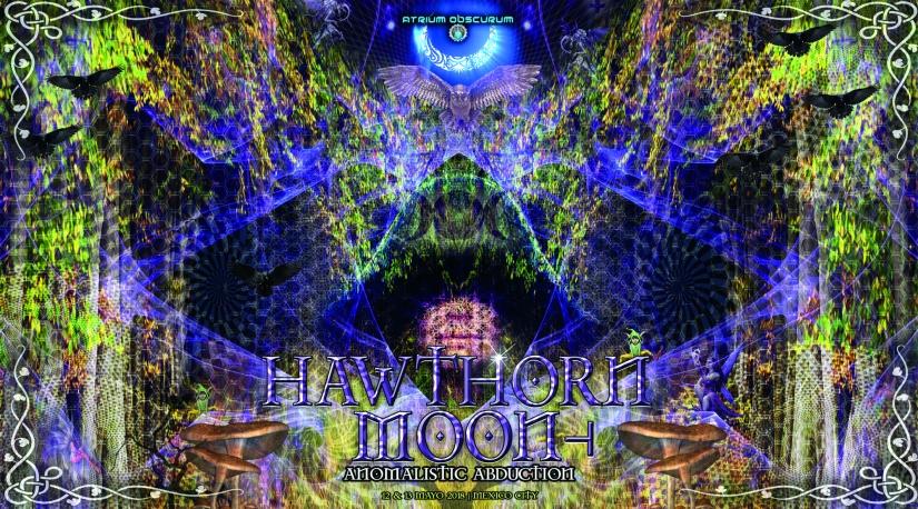 Hawthorn Moon Festival2018