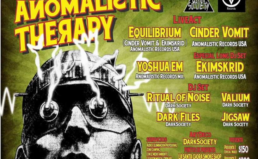 Anomalistic Therapy