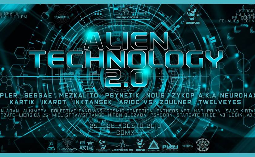 Alien Technology 2.0