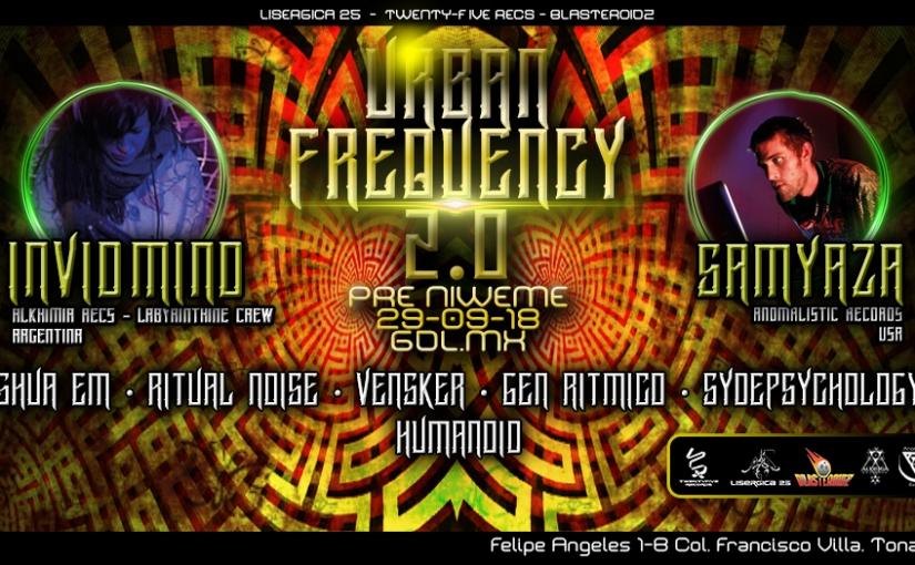 Urban Frequency 2.0:Pre-Niweme