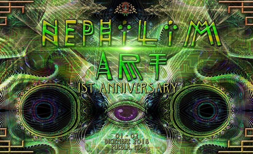 Nephilim Art: 1erAniversario