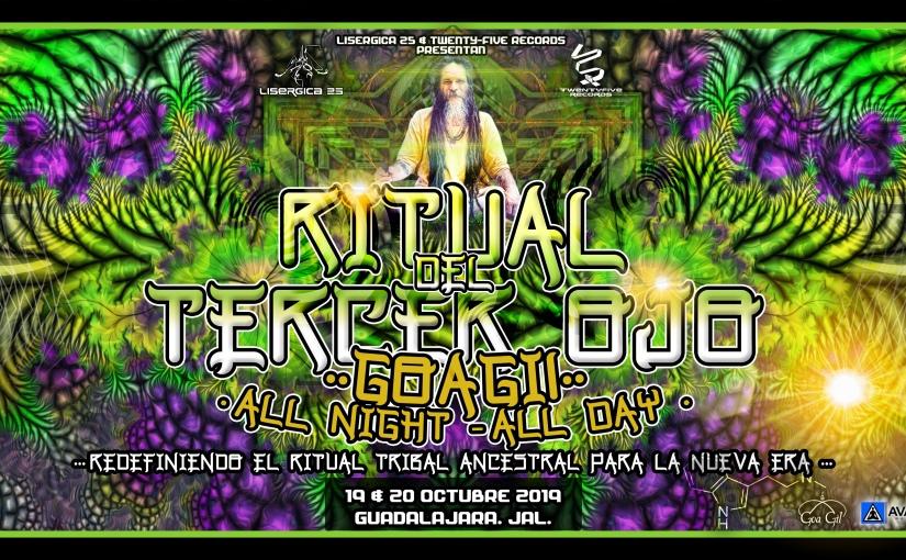 Goa Gil 2019: Ritual del tercerojo